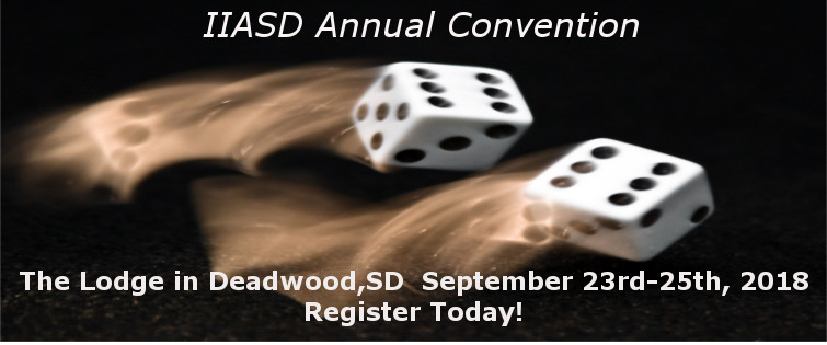 Register Online Today: Annual Convention