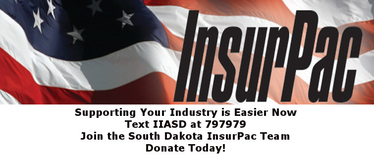 Join the South Dakota InsurPac Team. Donate Today